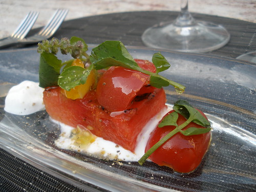 Smoked Watermellon Salad 2