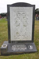 Elizabeth Zabel Sarkissian (Piemouth) Tags: west cemetery grave graveyard memorial headstone tombstone lawn gravestone marker cypress colma taphophilia