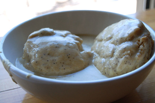 sweetpea biscuits and gravy