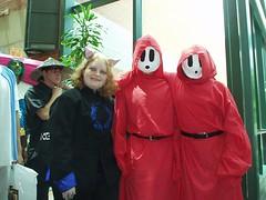 Mamodo Stephy meets the Shyguys!!!