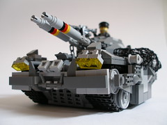 Raptor-2 Frontview (Andreas) Tags: germany tank lego drpa