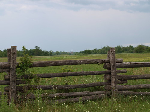 Kelley farm fence
