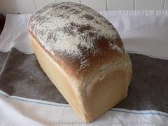 Mandelmilch Brot Loaf 002