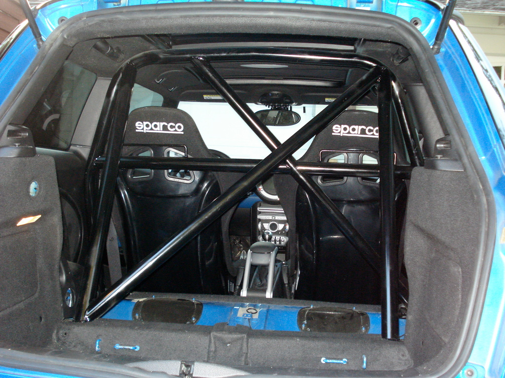 Mini Cooper Models >> Roll Bar For R56 Chassis? - North American Motoring