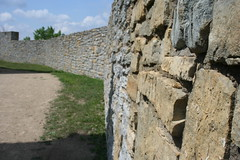 The Outer Wall (lars hammar) Tags: history minnesota stone wall army fort military masonry stpaul historic fortsnelling minnesotahistoricalsociety