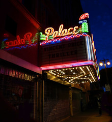The Palace (avilon_music) Tags: california nightphotography signs sign night vintage marquee la losangeles theater neon olympus hollywood signage neonsign southerncalifornia neonsigns palacetheater oldsigns historicbuildings vintagesigns historiclandmark vintageneon moviepalaces historicla colorphotoaward olympuse510 markpeacockphotography broadwaymoviepalaces