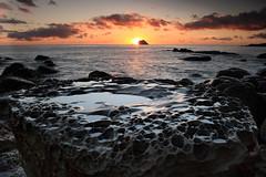 IMG_1477 (sullivan) Tags: sea sky cloud sunlight seascape nature stone sunrise landscape coast taiwan taipei sullivan   keelung 1000views      3000views ef1740mmf4lusm 100comments cokinp121m  25faves    canoneos400ddigital     sullivan kenkopro1digitalprond8w  sullivan suhaocheng