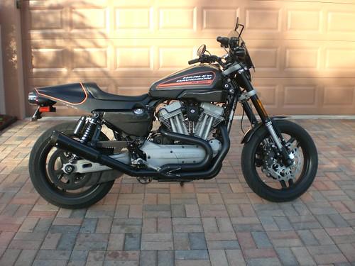 Carbon Harley XR1200 001