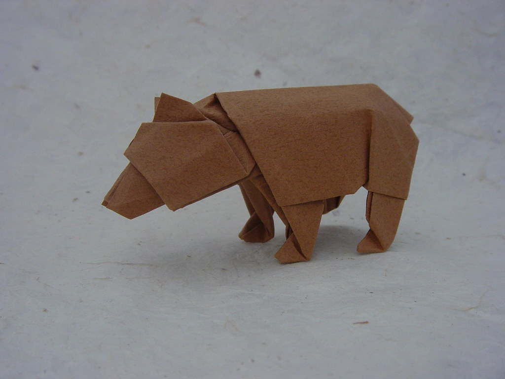The Worlds Most Recently Posted Photos Of Origami And Ours Flickr