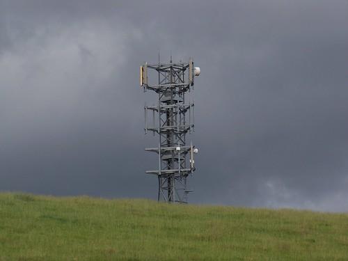 Mobilfunk Frequenzauktion Mast