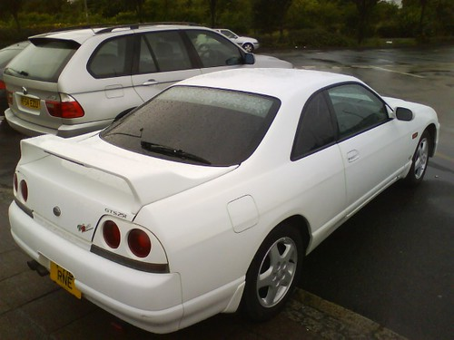 nissan skyline r33 gts. Nissan Skyline GTS-T R33