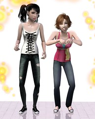 I'm sticking with you, 'cause I'm made out of glue. (PurpleCookie89) Tags: friends 2 two out with buddies im you glue best made forever sticking 4ever sims cause bahaha frands
