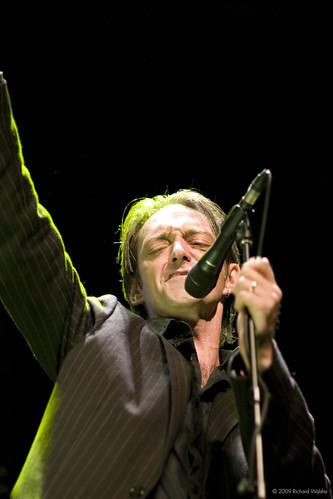 The Emergency Live - Dermot Carmody as de Bono*