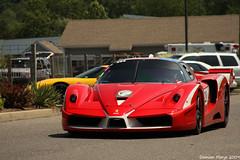 [フリー画像] [自動車] [レーシングカー] [フェラーリ/Ferrari] [フェラーリ FXX] [Ferrari FXX] [イタリア車] [ロゴ入り]    [フリー素材]