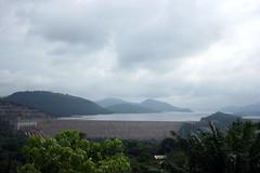 Aksombo Dam, Ghana (::baya::) Tags: dam ghana volta aksombo