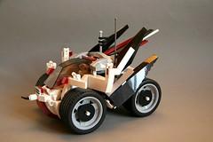 SandRain Industries Concept  Racer BE 83-3007 (Chiefrocker9000) Tags: car lego space concept futuristic racer conceptcar glug moc sandrain futuristicracer legoscifi legoonwheels swisslug sandrainindustries sandrainindustriesbe833007conceptcar