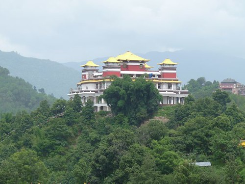 Monastery on the Hill