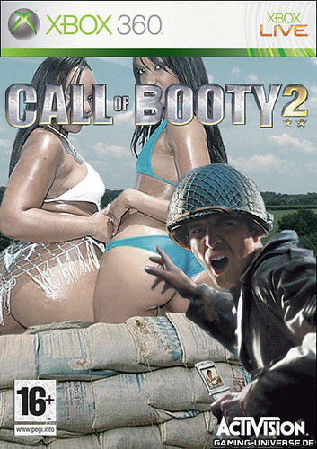 call of booty... - TECHNOLOGY & GAMING - DIGITAL VERTIGO