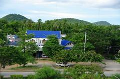 uitzicht vanuit River Kwai Hotel in Kanchanaburi (JANKUIT) Tags: uitzicht kanchanaburi riverkwaihotel