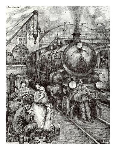 019-La locomotora 1921, Berlin, Märkisches Museum-Hans Baluschek