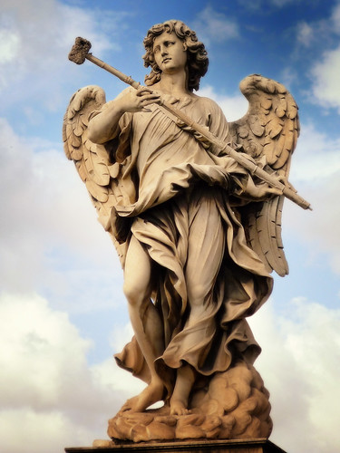 Angel at Castel Sant'Angelo... r2
