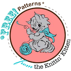 kitten patterns