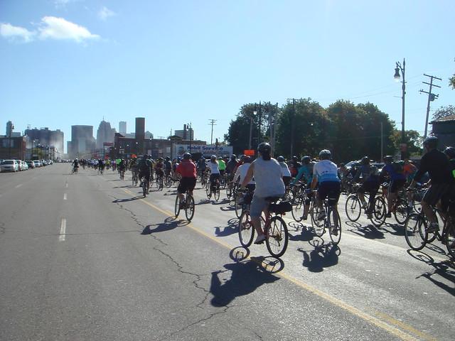 Tour De Troit 2009