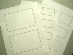 Paper wireframe templates (Jason Robb) Tags: design webdesign template ux wireframe templates wireframes