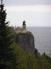 Split Rock Lighthouse fall 2009