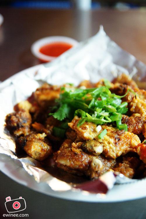 Penang-Fried-Oyster Gurney Drive