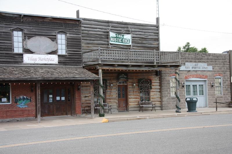 Western Main Street