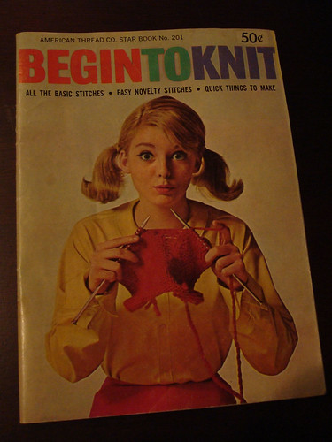 Begin to Knit
