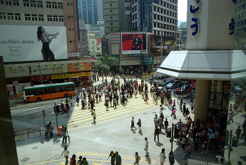 SOGO crossing, Hennessy Rd., Causeway Bay (4 of 4)