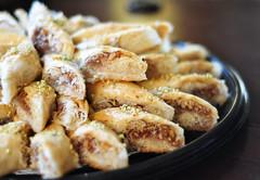 Baklava (Zeetz Jones) Tags: greek mediterranean pastry turkish middleeastern baklava hbw noididntmakethis iamnotagreatbaker