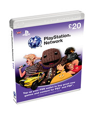 Playstation Network Cards The Easy Way To Top Up Your Psn Wallet