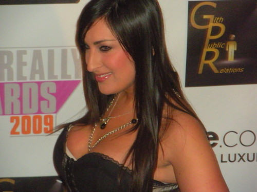 "Sheri Nadel - ""Really Awards"" Post Event - Area Nightclub, Hollywood"