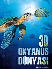 Okyanus Dünyası Digital 3 Boyutlu - Oceanworld 3D: Into The Deep (2009)