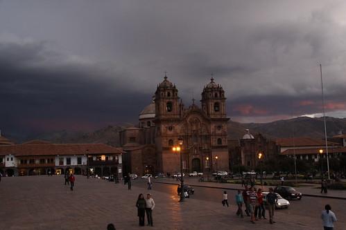 Peru: Atrapados en Cuzco