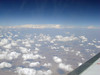Sky full of candy. (that crafty girl) Tags: clouds aerial layers viewfromthesky inthesky thecloudappreciationsociety
