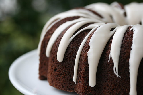 Chocolate Zucchini Bundt - I Like Big Bundts