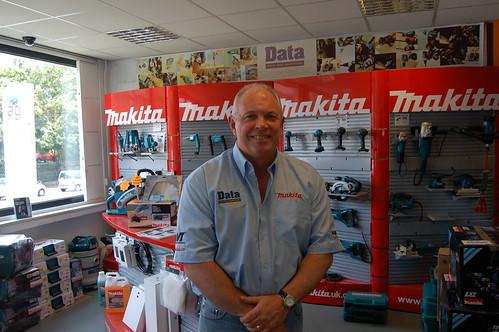 Paul Richmond (Tool and Machinery Sales Advisor)