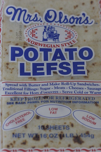 Store Bought Lefse