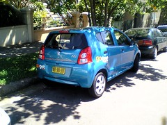 Suzuki Alto GoGet Share Car