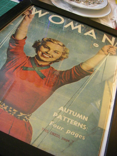Woman Magazine 1951