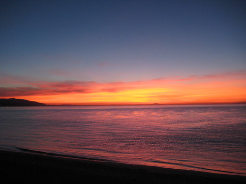 ahhh, sunrise