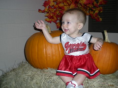Halloween 09, cheerleader