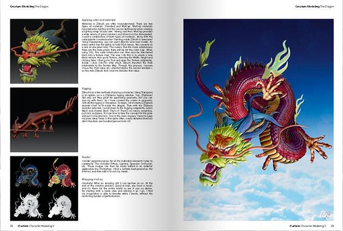 CG page 38-39 dragon modelling - Cesar Dacol Jr.