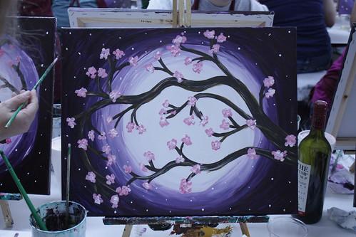 my purple moon