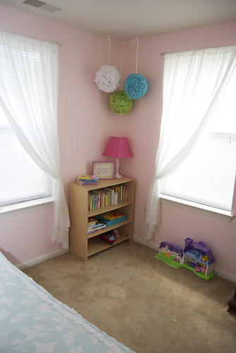 Izzy's Big Girl Room