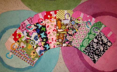 Grab & Go diaper pouches